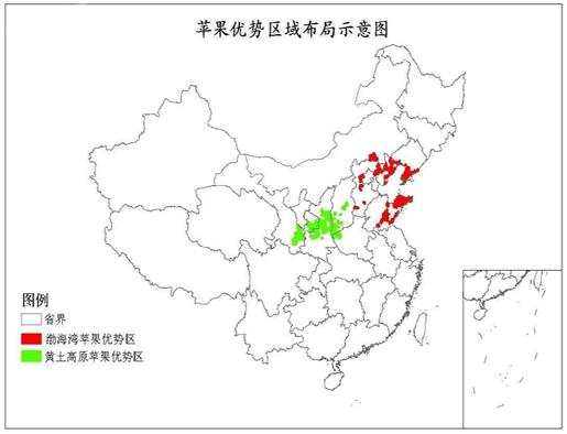 中国苹果优势区域布局.png